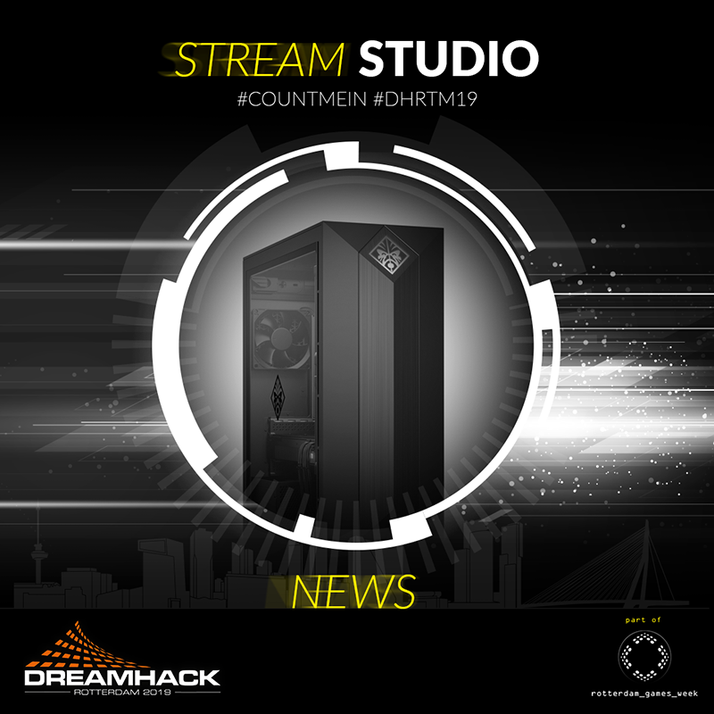 Gear info and new Stream Studio names