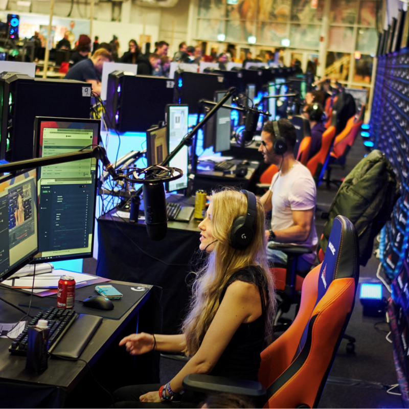 Sign up for the Stream Studio at DreamHack Rotterdam 2019