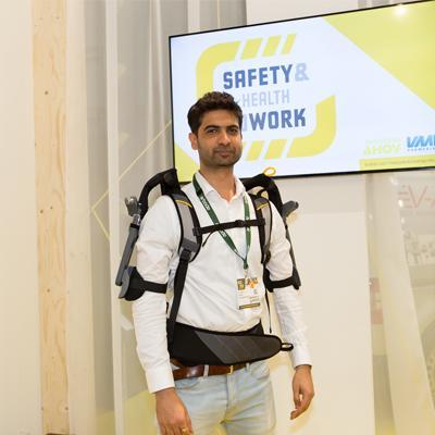 Geslaagde editie Safety&Health@Work