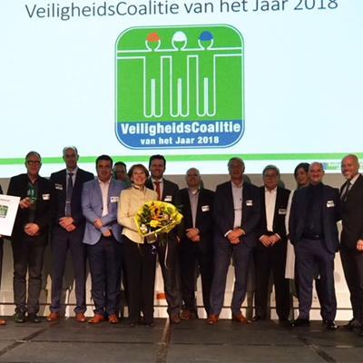 HSELife winnaar VeiligheidsCoalitie van het Jaar