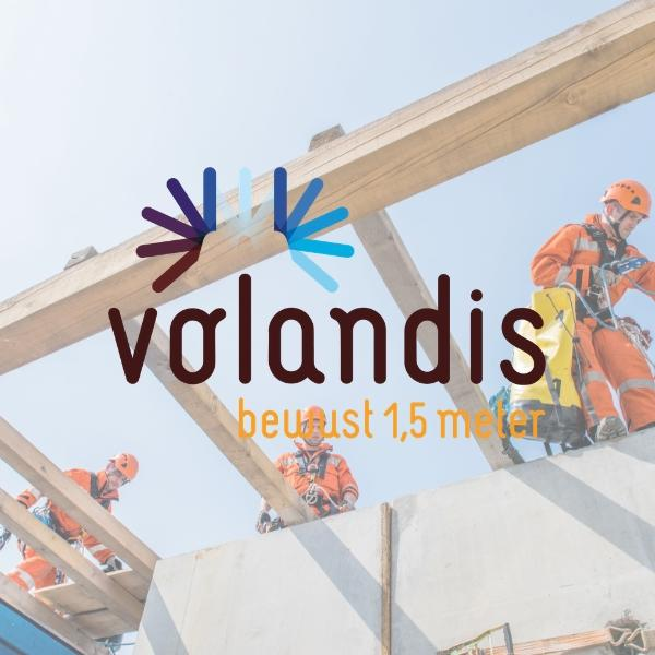 Volandis nieuwe Supporting Partner