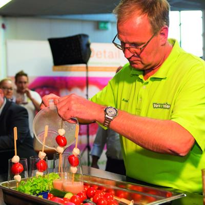 VEG. maakt van AGF professionals AGF winnaars
