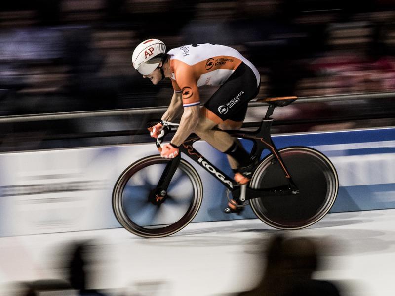 Team Nederland neemt het op tegen BEAT cycling club