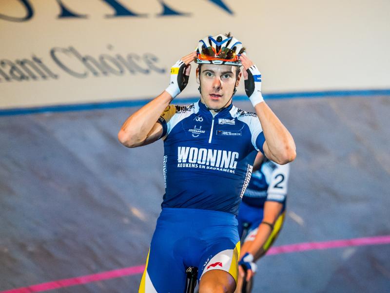 Europees kampioenen aan de start Wooning Zesdaagse 2019