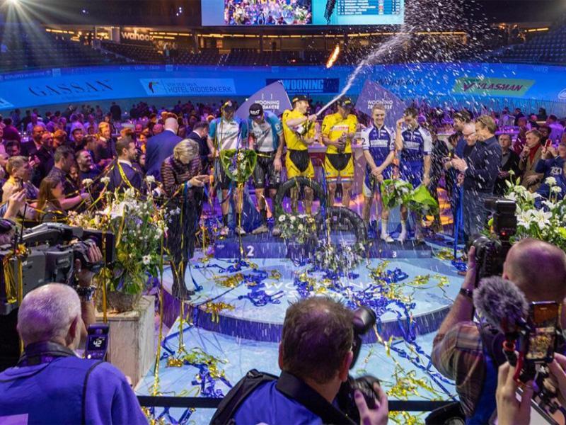 Stroetinga-Havik winnen 38e Wooning Zesdaagse