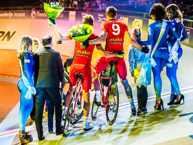 Poolse power in Wooning Zesdaagse 2019