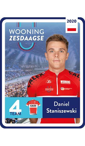 Daniel Staniszewski (POL)