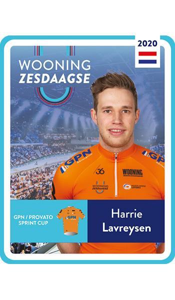 Harrie Lavreysen
