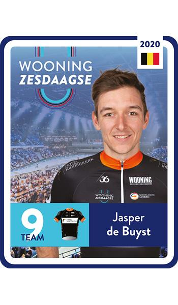 Jasper de Buyst (BEL)