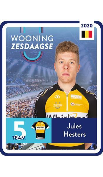 Jules Hesters (BEL)