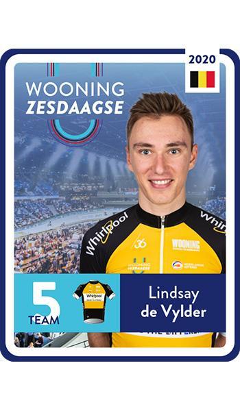 Lindsay De Vylder (BEL)