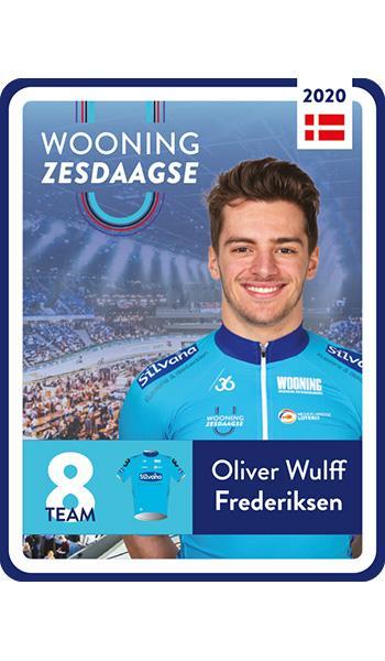 Oliver Wulff  Frederiksen (DEN)