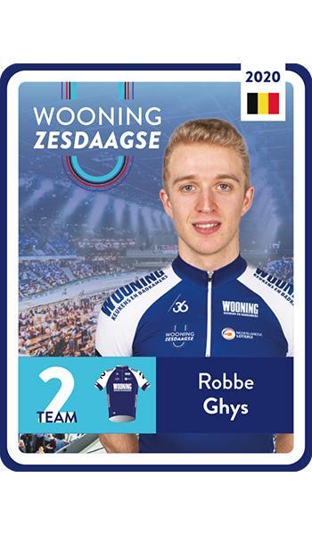 Robbe Ghys (BEL)