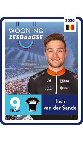 Tosh van der Sande (BEL)